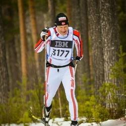 Skiing 90 km - Eirik Næss Ulseth (3177)