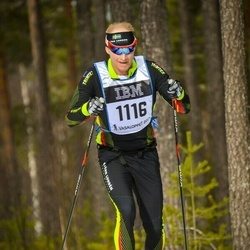 Skiing 90 km - Fredrik Lybeck (1116)