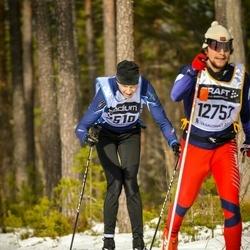 Skiing 90 km - Anders Eriksson (2510)
