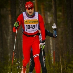 Skiing 90 km - Espen Tobiasson (10431)