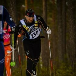 Skiing 90 km - Inge Öyen (2304)
