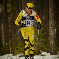 Skiing 90 km - Giuliano Ferrari (1146)
