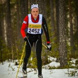Skiing 90 km - Zuzana Kocumová (2452)