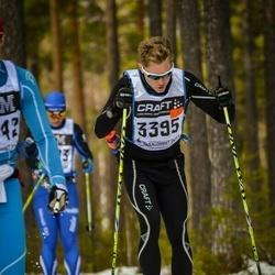 Skiing 90 km - Carl-Johan Medin (3395)