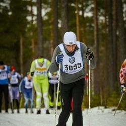 Skiing 90 km - David Kasselstrand (3099)