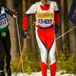 Skiing 90 km - Asbjørn Moen (13049)