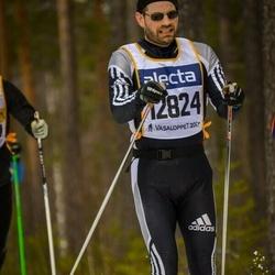 Skiing 90 km - Henrik Sjöström (12824)