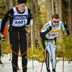Skiing 90 km - Bjørnar Semmingsen (3481)
