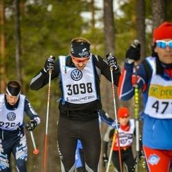 Skiing 90 km - Henrik Jonsson (3098)