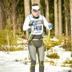 Skiing 90 km - Björn Rudlund (1418)