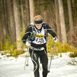 Skiing 90 km - Einar Olafsson (4750)