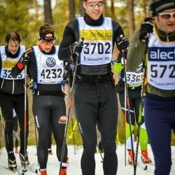 Skiing 90 km - Bjørn Skei Borge (3702)