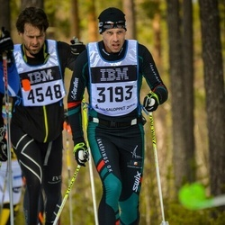 Skiing 90 km - Fredrik Petersson (3193)