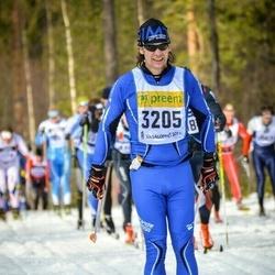 Skiing 90 km - Arvi Ailinpieti (3205)