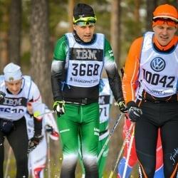Skiing 90 km - Anders Rennermalm (3668)