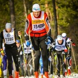 Skiing 90 km - Brent Landsem (13408)