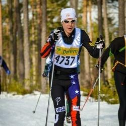 Skiing 90 km - Jay Chesterman (4737)