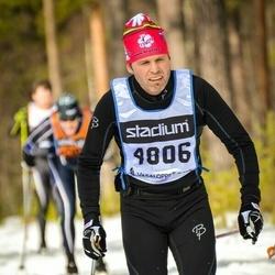 Skiing 90 km - Arne Dolven (4806)
