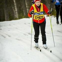 Skiing 90 km - Tove Martinsson (17969)