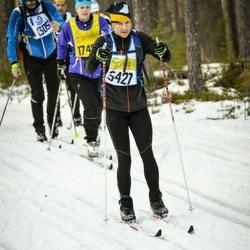 Skiing 90 km - Morten Söding Sörensen (15427)