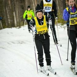 Skiing 90 km - Andrea Björsell (18554)