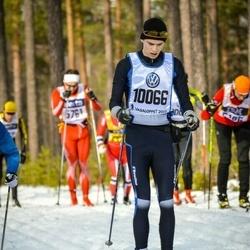 Skiing 90 km - Viktor Öhlén (10066)
