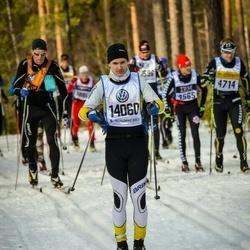 Skiing 90 km - Fedor Panchenko (14060)