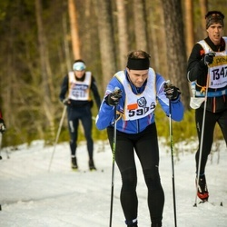 Skiing 90 km - Per Videsäter (5905)