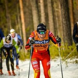 Skiing 90 km - Erkki Saksman (30235)