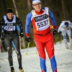 Skiing 90 km - Johan Cederholm (5537)