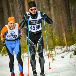 Skiing 90 km - Jan Terje Jensen (4598)