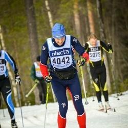 Skiing 90 km - Anders Hammer (4042)