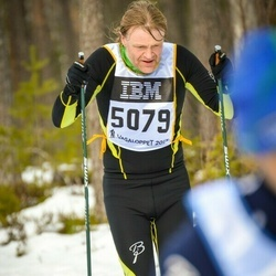 Skiing 90 km - Erik Torkelsen (5079)