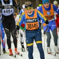 Skiing 90 km - Arvo Teppola (30145)