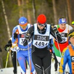 Skiing 90 km - Carlo Cortinovis (4494)