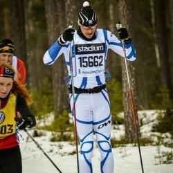 Skiing 90 km - Petri Raveala (15662)
