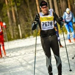 Skiing 90 km - Per Öberg (7678)