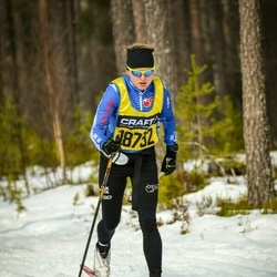 Skiing 90 km - Emma Lundgren (18792)