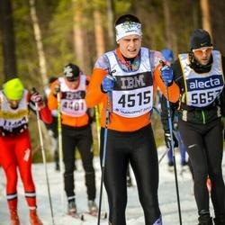 Skiing 90 km - Oskar Ax (4515)