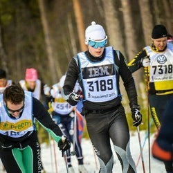 Skiing 90 km - David Andersson-Junkka (3189)