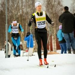 Skiing 90 km - David Wikström (12598)