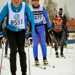 Skiing 90 km - Espen Killingmo (6672)
