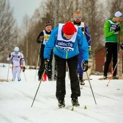 Skiing 90 km - Anders Ek (8356)