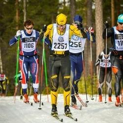 Skiing 90 km - Hans-Werner Reichart (2257)