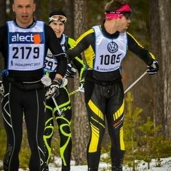 Skiing 90 km - Erlend Gjestrud (1005)