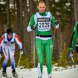 Skiing 90 km - Henrik Albertsson (2026)