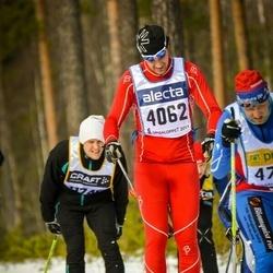 Skiing 90 km - Magnus Ellström (4062)