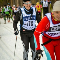 Skiing 90 km - Emil Andersson (14116)