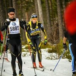 Skiing 90 km - Anna-Karin Jonsson (17939)