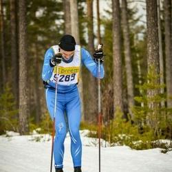 Skiing 90 km - Henrik Krook (5289)
